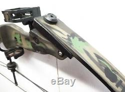 RH Hoyt Heat Super Slam Compound Hunting Bow 60 to 70 lbs 31 Draw