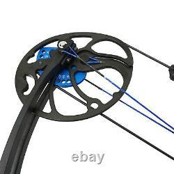 Safari Choice Professional Hunting Blue Compound Bow