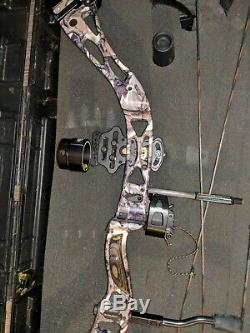 Strother Archery SX Rush RH60 70 Pound -28.5 Draw Length Compound Bow