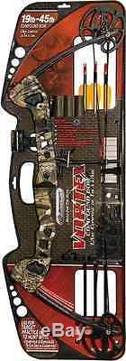 The Barnett Vortex Junior Adjustable Compound Bow Archery Hunting Bushcraft