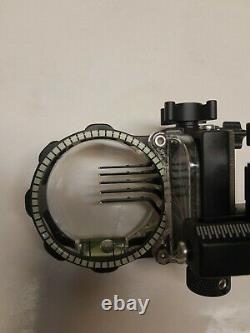 Trophy Ridge React Pro 5 Pin Right Hand Bow Hunting Sight