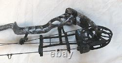 Used 2018 Prime Logic compound hunting bow with prime quiver 60# 27.5 Elevated