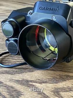 Used Garmin XERO A1 BOW Archery SIGHT RH Hunting Illuminated Rangefinder