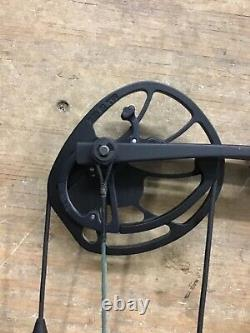 Used RH Hoyt Carbon Spyder Turbo package 60-70# 26-28 draw ready to hunt