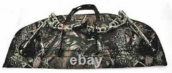 VELOCITY Archery Youth/Adult Compound Bow with LASER Guide + Bag