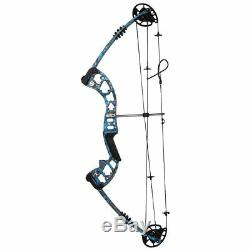 XtremepowerUS Compound Bow 40-50 Lbs 23 to 30 Archery Hunting Equipment, Right