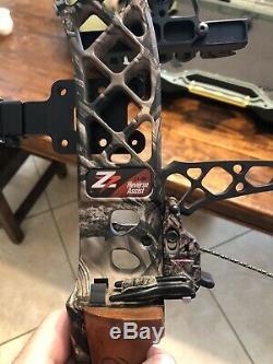 Z7 Mathews bow 70/29.5 Ready To Hunt