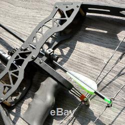 16 Mini Arc À Poulies Set Chasse Tir À L'arc Arrow Bowfishing Droite La Main Gauche