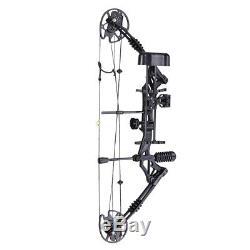 20-70lbs Kit Arbalète Composé Main Droite Arrow Tir À L'arc Pratique De Cible Chasse