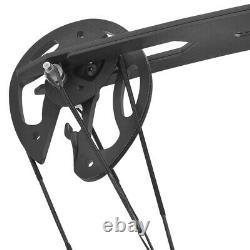 30lbs Mini Composé Flèche De L'eau Vue Bowfishing Gauche Droite Chasse Au Tir À L'arc