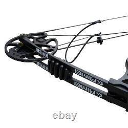 35-70lb Archery Adult Compound Bow Set Hunting Rh Sports Extérieurs Réglables