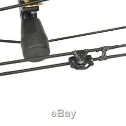 40-60lbs 20 Compound Bow Archery Marble Bow Chasse Droite Tir À La Main
