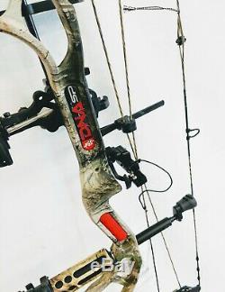 70lbs Pse Adn Sp Bc (western Hunter Edition) Prêt À Paquet Hunt