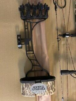 Accessoires Leader Arc Composé 30-55lbs Équipement De Chasse À L'arc 80808012