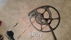Arc À Poulies Bear Traxx 60 Lb Archerie, Hoyt, Mathews, Chasse, Bowtech