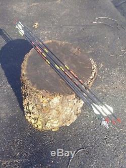 Arc À Poulies Hoyt Defiant Realtree Rh 60/70 28/30 Forfait De Chasse Au Chevreuil Arrow