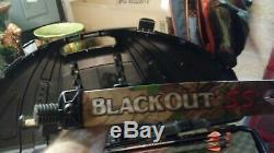 Arc À Poulies Ss Blackout Ss Blackout Diamond Pro Avec Étui Et Accessoires De Chasse