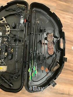 Arc De Chasse Diamond Archery Infinite Edge Pro Pour Droitier, Mossy Oak Country