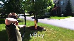Arc Et Flèche Ensemble Composé Kit Chasse Tir À L'arc Target Practice Enfants Outdoor Nouveau