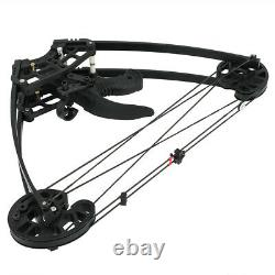 Archery Triangle Compound Bow 50lbs Droit Main Gauche Tir Concours De Chasse