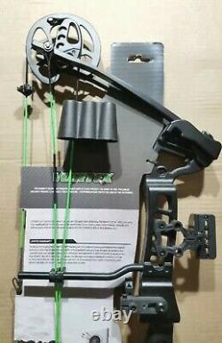 Barnett Extérieur Jeunesse Vortex Bow 19-45 Lbs Composé Tir À L'arc Chasse Main Droite