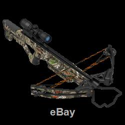 Barnett Wildgame Xb370 370 Fps Composé Chasse Arbalète Kit, Elude Camouflage