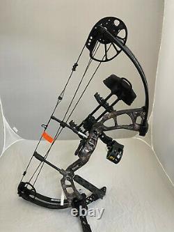 Bear Archery Cruzer Lh Bow True Timber Kanati Camo Rth Prêt À La Chasse Package