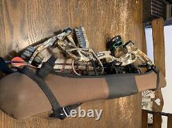 Bear Factory Cruzer G2 Prêt À Chasser Rh70 Compound Bow Tous Les Nouveaux Accessoires