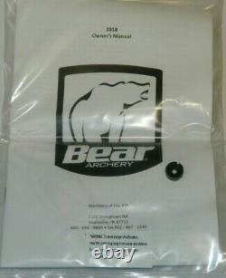Bear Salute- Prêt À Chasser Bow Package- 20 À 30 Draw Longueur- 50 À 70 Livres