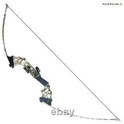 Bows De Tir À L'arc Composé Tactique Formation À La Chasse À L'arc Pratique Arrow Camouflage Lb