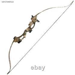 Bows De Tir À L'arc Formation À La Chasse À L'arc Pratique Arrow Head Camouflage Cible Compass
