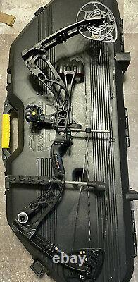 Bowtech Amplifier La Chasse Au Tir À L'arc Composé De Bow 70# 21-31 Noir