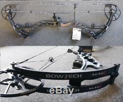 Bowtech Bt-mag X 29 À 34 Arc De Chasse Composé À La Main Droite # 60 À 70 #
