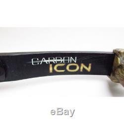 Bowtech Carbon Icon Arc De Chasse Composé À La Main Droite