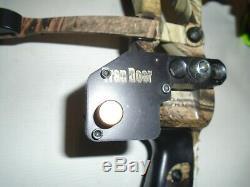 Bowtech Destroyer 340 Hunting Bow Paquet Composé! 30,5 / 50 26-31 40-50lb