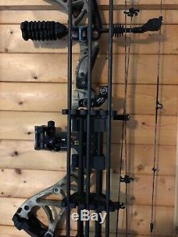 Bowtech Destroyer 350-70 # (29draw) - (r Main) Chargé-used-good Cond. Expédition Rapide