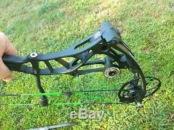 Bowtech Royaume X 33 Rh 3d, Chasse, Cible, 29dl 60 # Bow Impressionnant Noir