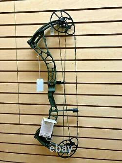 Bowtech Solution Chasse Bow Green 25 30 Lgth 70lb Wht