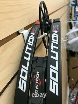Bowtech Solution Ss Chasse Bow Noir 25,5 31 Lgth 70lb Wht