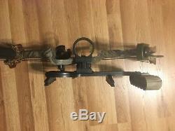 Camouflage Rot Sauvage Bear (prêt À Chasser), 70 Lb, Avec Étui