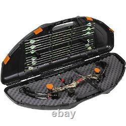 Cas Bow Archery Dur Arrow Compound Porte-manteaux Hunting Portable Compact