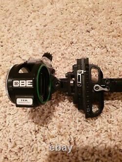 Cbe Tek-hybrid Pro Hunting Sight-1 Pin Housing-rh. 019-vert