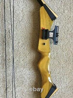Chasse À L'arc Composé Bow- Rare Browning Vintage Wood