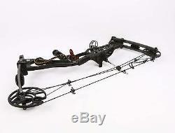 Chasse Arc Droite Gauche Arc Noir M127 Ensemble Arc Archery