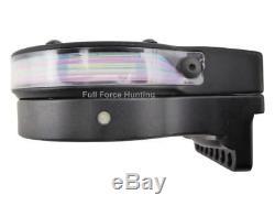 Chasse Composée D'arc De Composé De Vue De 5 Bornes Réglables De Fibre Optique De Chasseur De Hogg Hunter