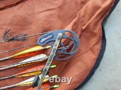Compose Chargé Hoyt Redline Bow 50-60 Lbs Hunting 29 Avec Cas