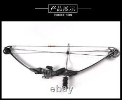 Compound Bow Arrow Pouley Bow Hunting Bow 30-40 Livres