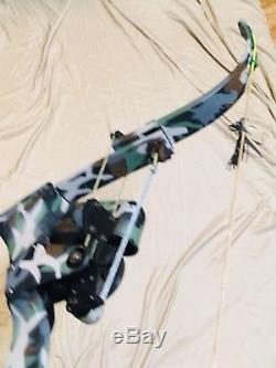 Dépêchez-vous De La Main Droite Oneida Eagle X80 Aero Force Et De La Chasse À L'archet, Main Droite, 60 À 80 Lb, Moyen