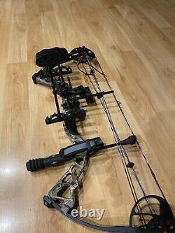 Diamant Archery Infinite Edge Pro Chasse À La Main Gauche Bow Mossy Oak Country