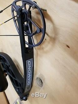 Diamant Déployer 2017 Sb Bow Package Rh Composé Free Arrows + Release Nouvelle